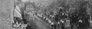 orono1896 Orange parade