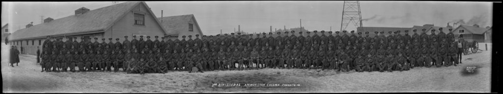 3rd-artillery-column-january-1916-toronto